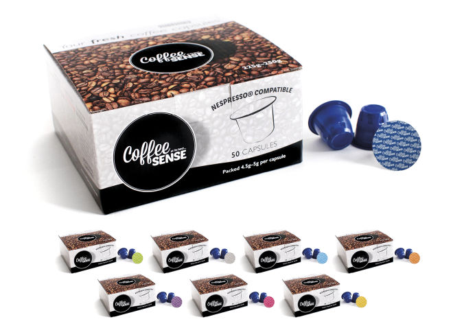 Nespresso Compatible Coffee Capsules