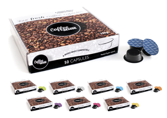 Lavazza A Modo Mio Compatible Coffee Capsules